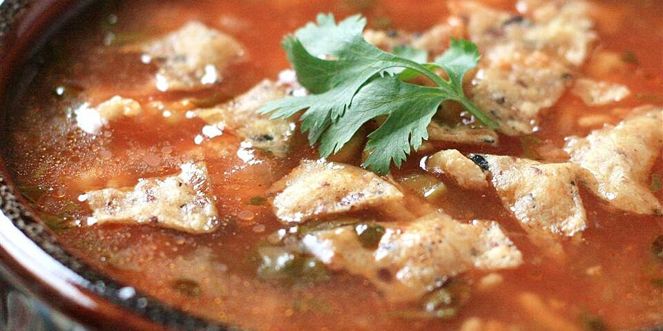 tims turkey tortilla soup recipe