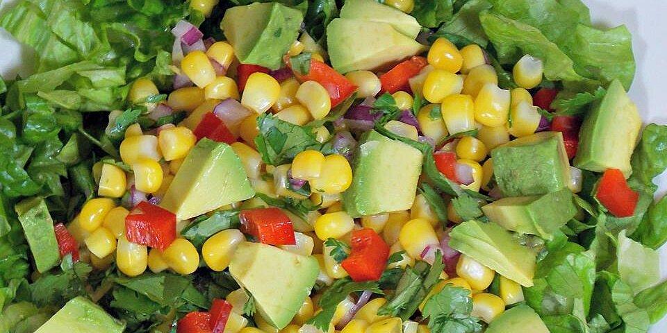 avocado and corn salsa recipe