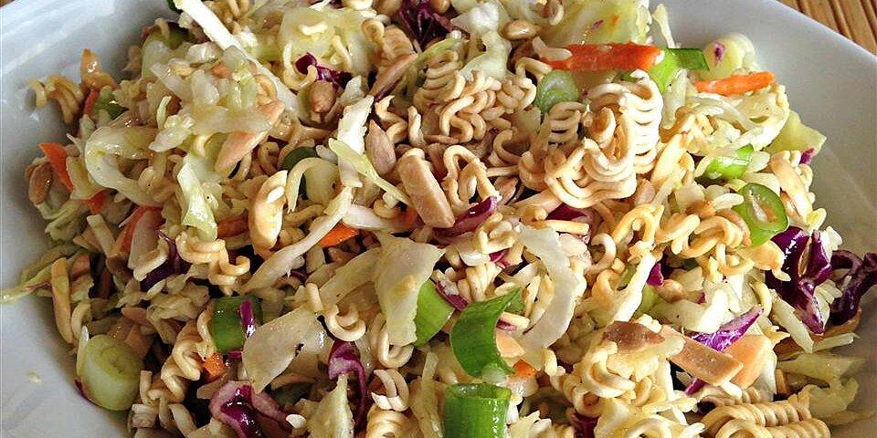 top ramen salad recipe