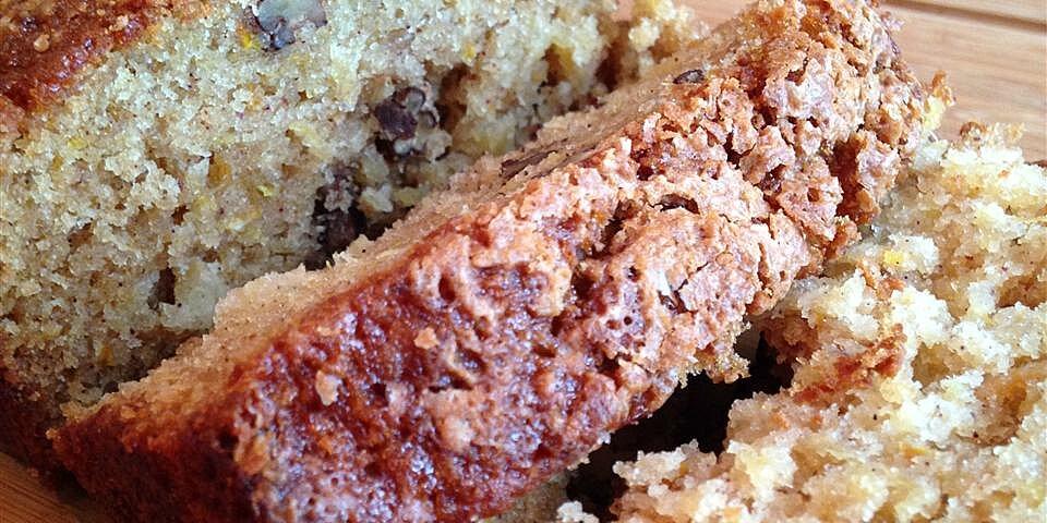 sweet summer squash bread recipe