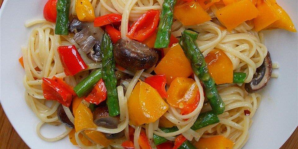 roasted portobello mushroom fettuccine recipe