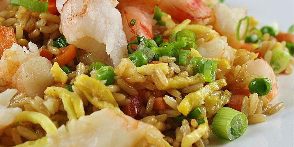 korean saewoo bokkeumbap shrimp fried rice recipe