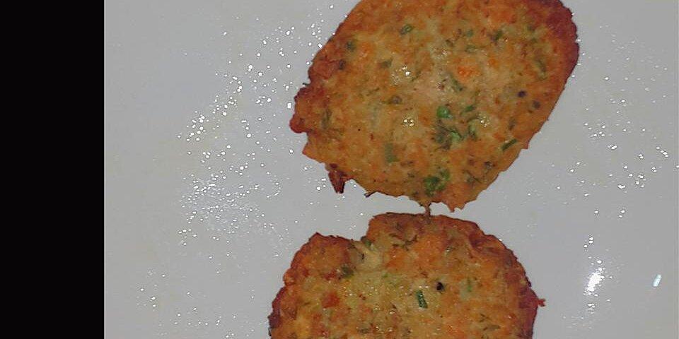seasoned salmon patties recipe