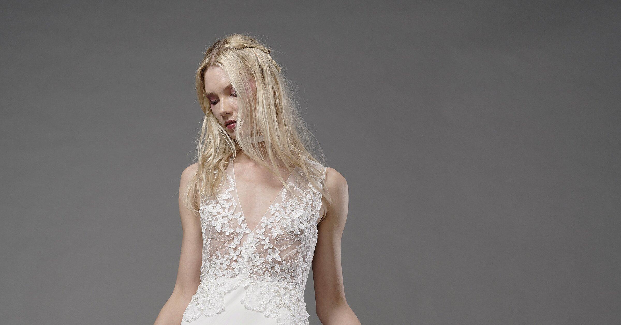 Elizabeth Fillmore Fall 2019 Wedding Dress Collection Martha