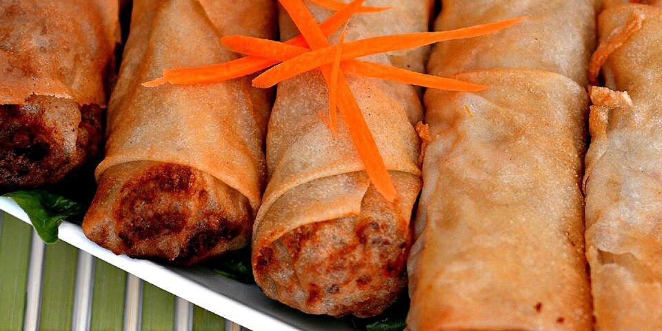 authentic vietnamese spring rolls nem ran hay cha gio recipe