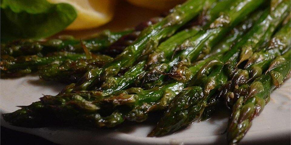lemon asparagus recipe