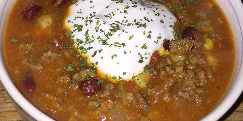 taco soup vii recipe
