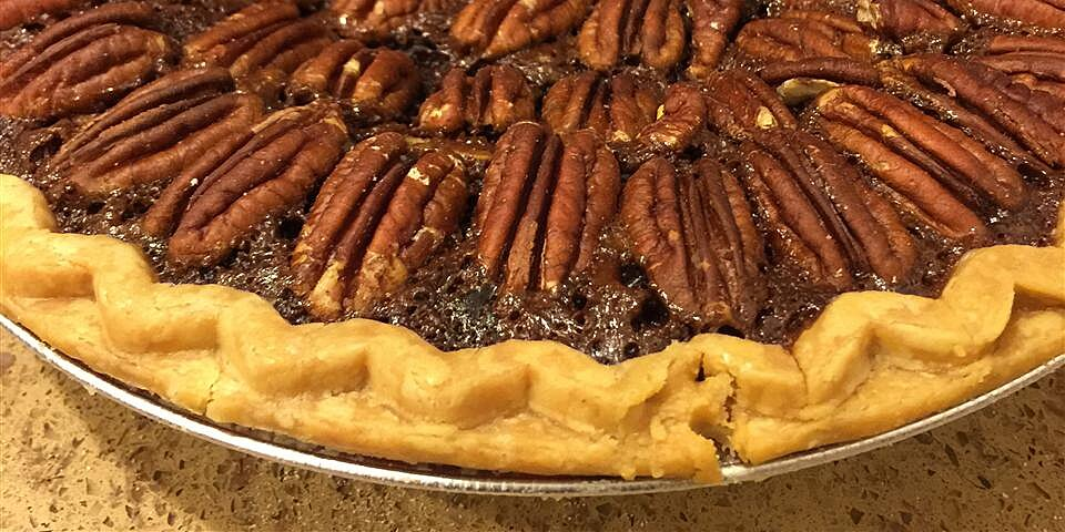 chocolate pecan pie iii recipe
