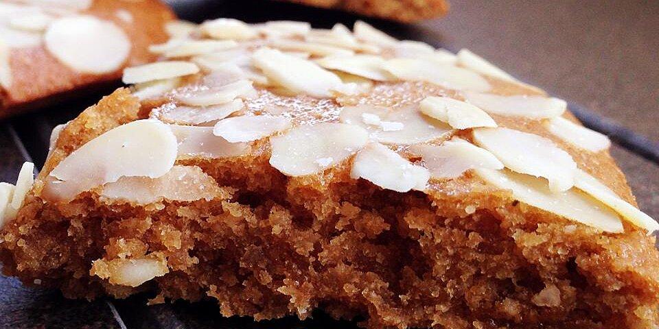 easy almond thin cookies recipe