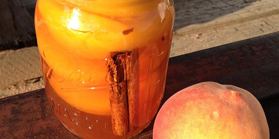 nanas southern pickled peaches
