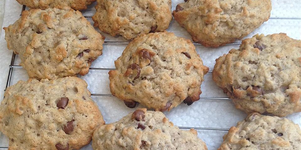 banana oatmeal cookies i recipe