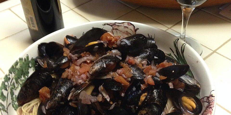 melissas mussels recipe