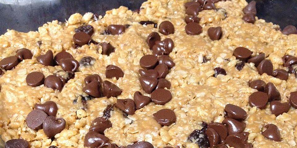 josephines no bake granola bars recipe
