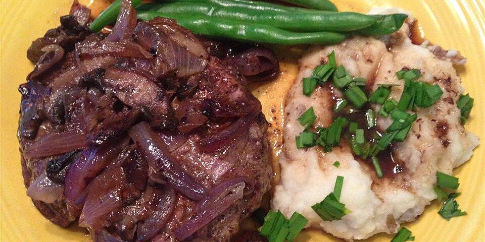 president fords braised eye round steak recipe