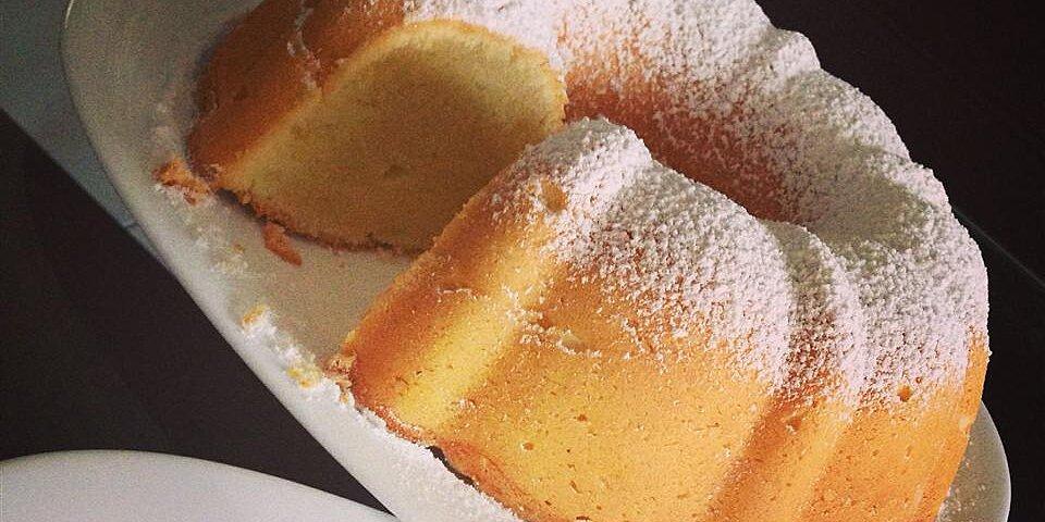 cream cheese pound cake i recipe