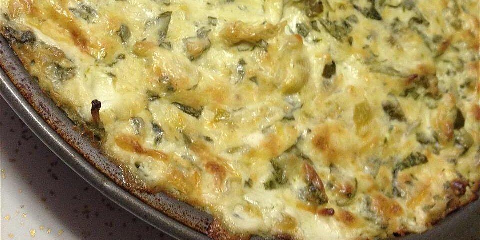 veronicas hot spinach artichoke and chile dip recipe