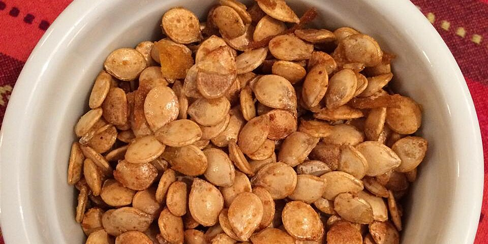 roasted winter squash seeds recipe