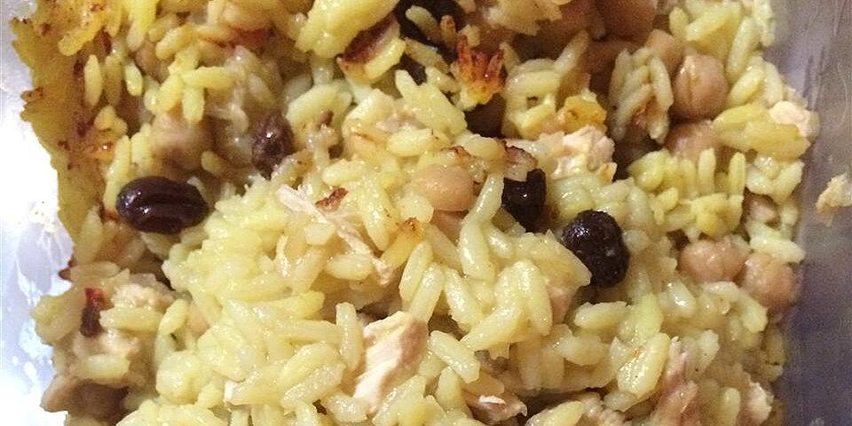 savory saffron chicken polow recipe