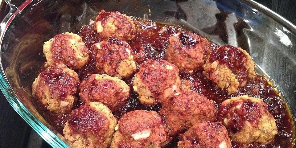 vegan sweet and sour meatballs recipe