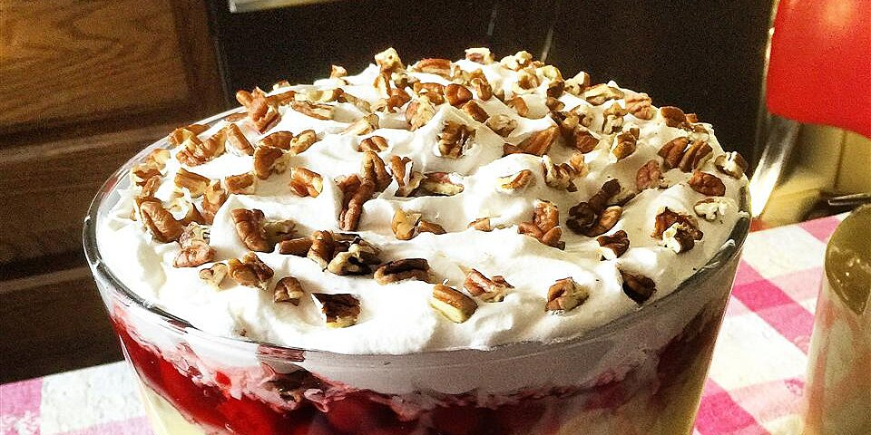punch bowl cake ii recipe