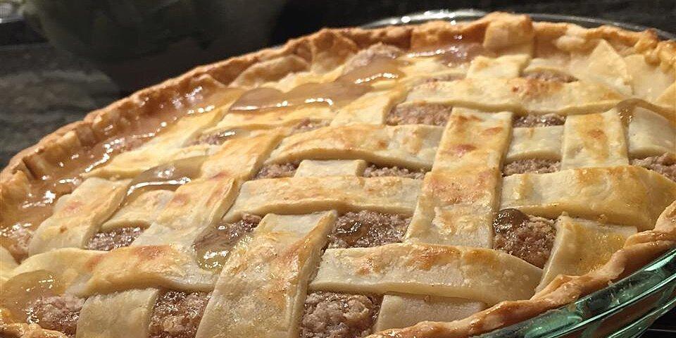 mock apple pie recipe
