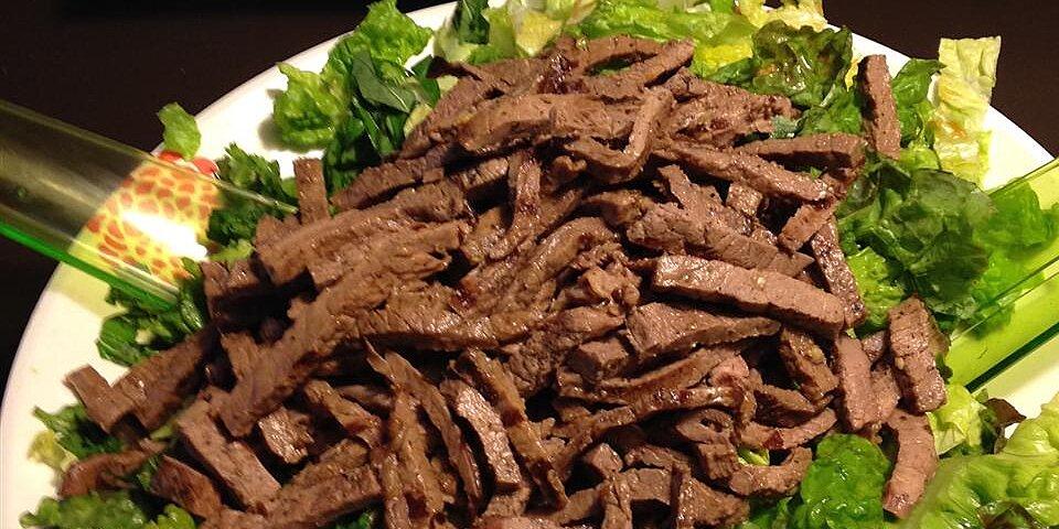 authentic thai steak salad recipe