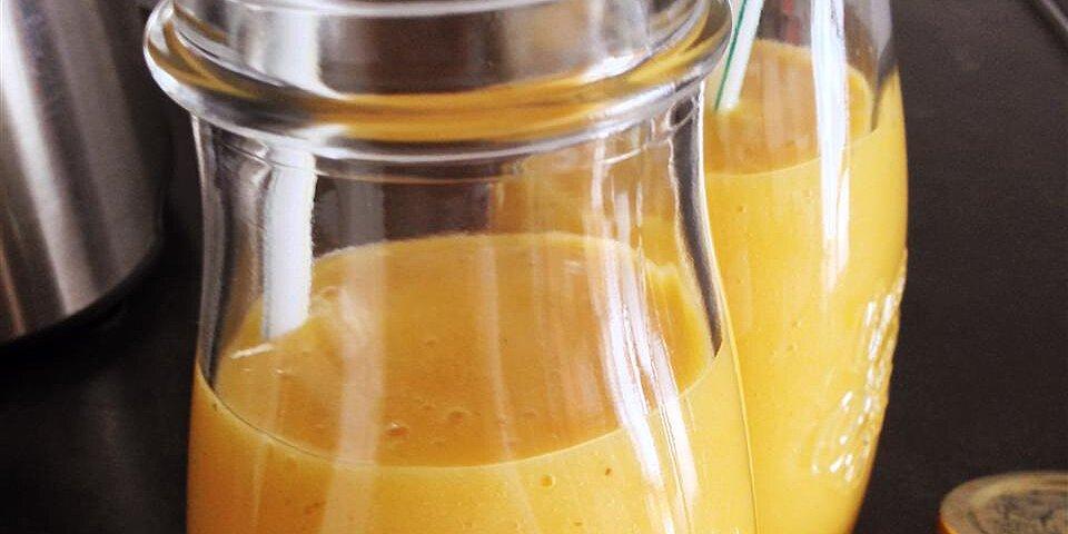 lelas protein mango smoothie recipe