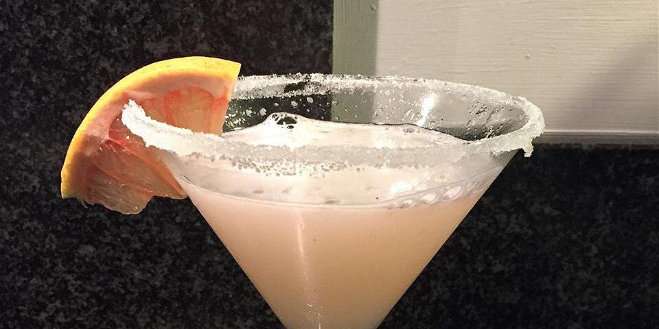 ruby red grapefruit martini recipe