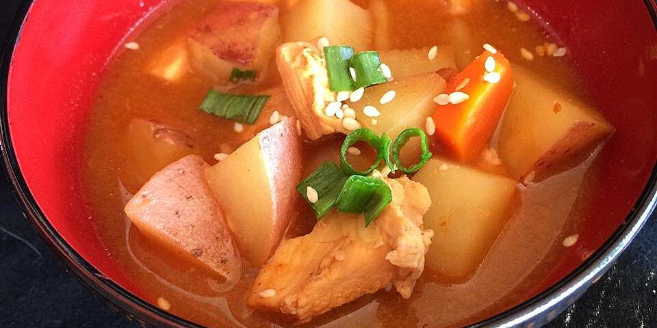 dakdoritang korean spicy chicken stew recipe