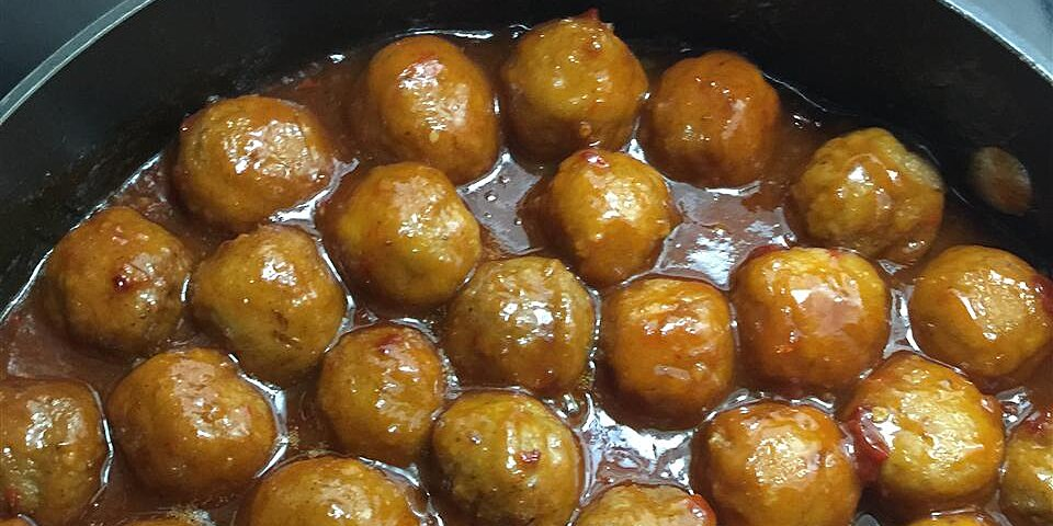 sweet and sour meatballs i recipe