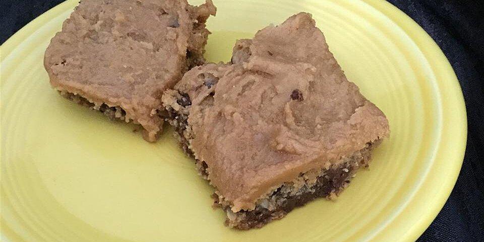 oatmeal peanut butter chocolate bars recipe