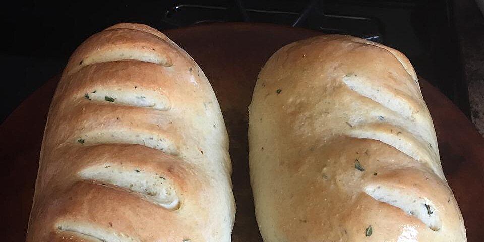 rosemary herb bread recipe