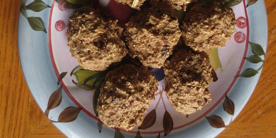 banana oat and bran cookies recipe