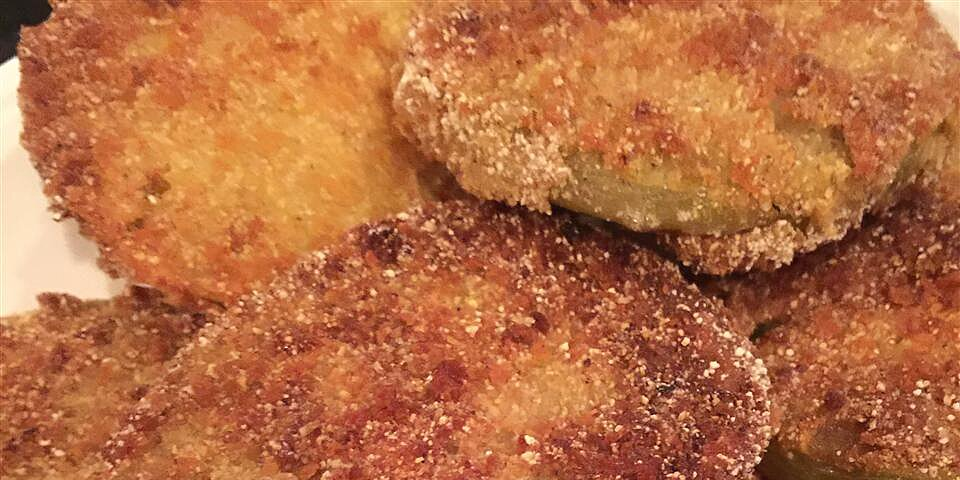 chef johns fried green tomatoes