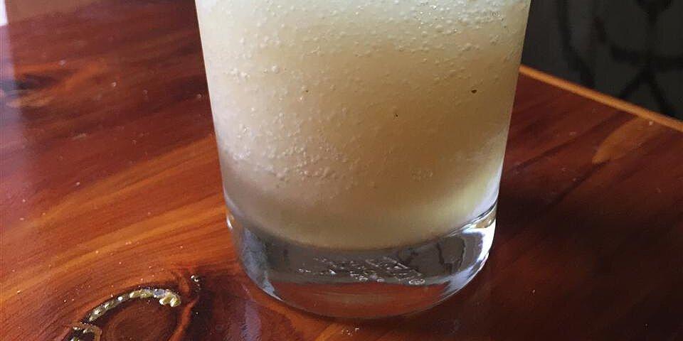 whiskey sidecar slush with broiled lemon juice recipe
