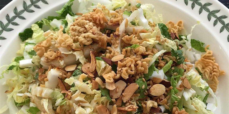 napa cabbage salad recipe