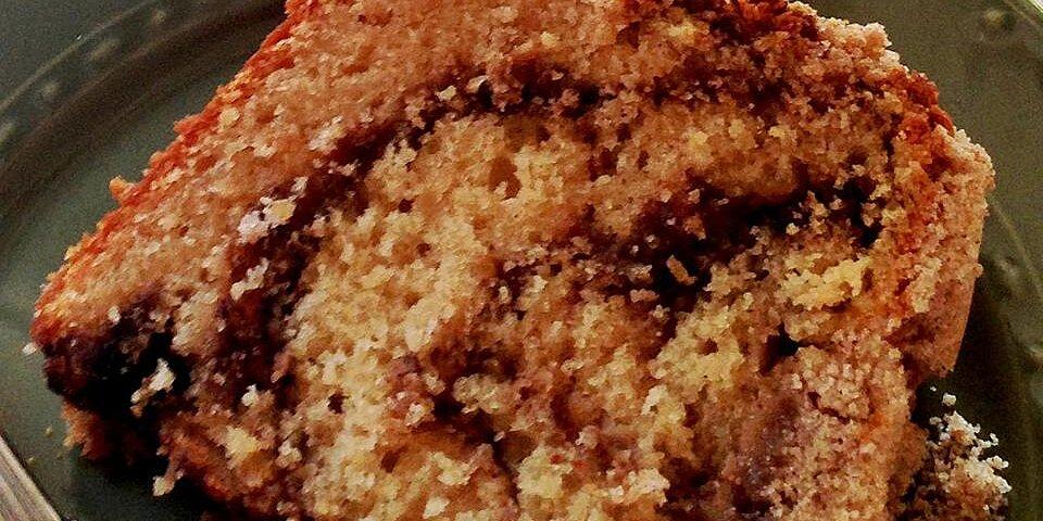 jans cinnamon and maple swirl better cream coffee cake