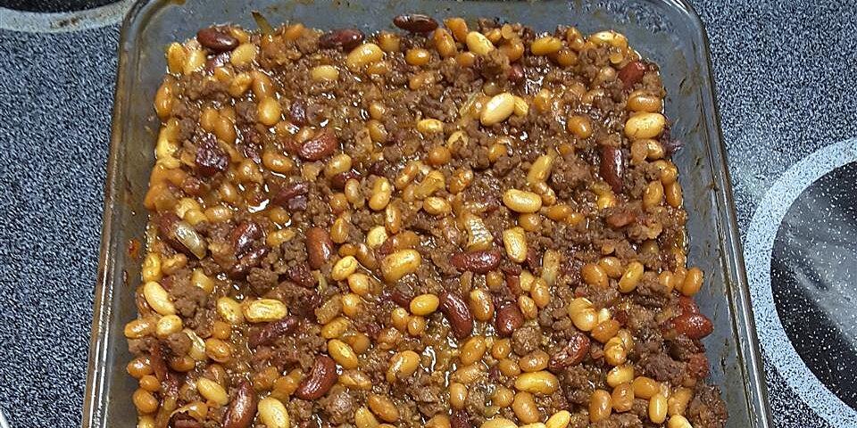 kansas baked beans recipe