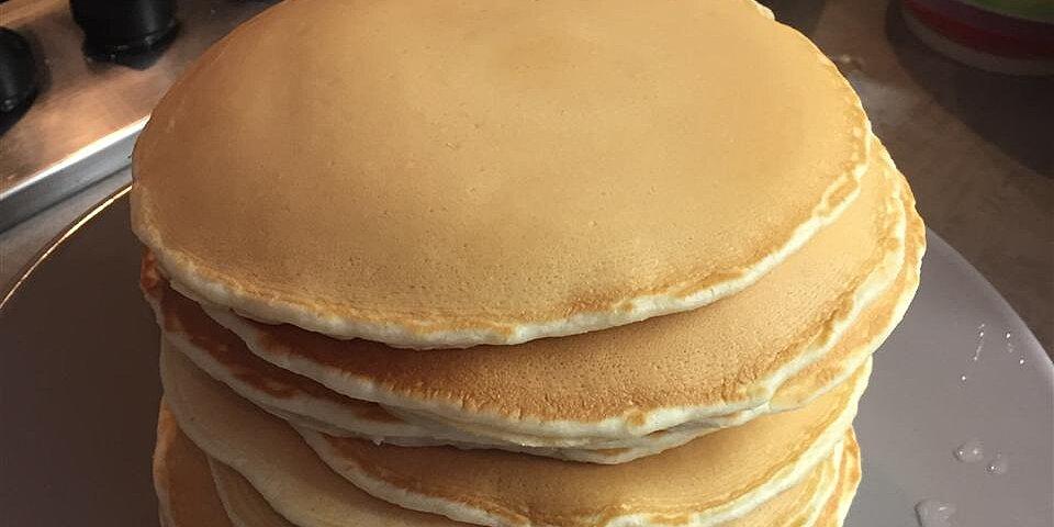 extra yummy fluffy pancakes recipe
