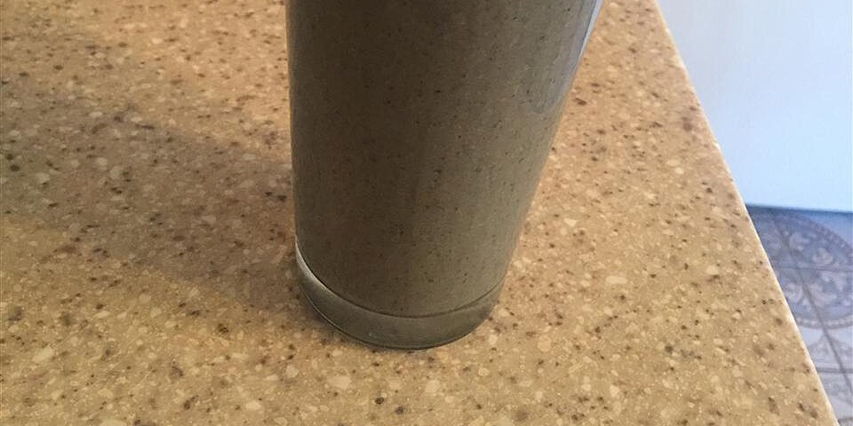 green monster spinach smoothie recipe