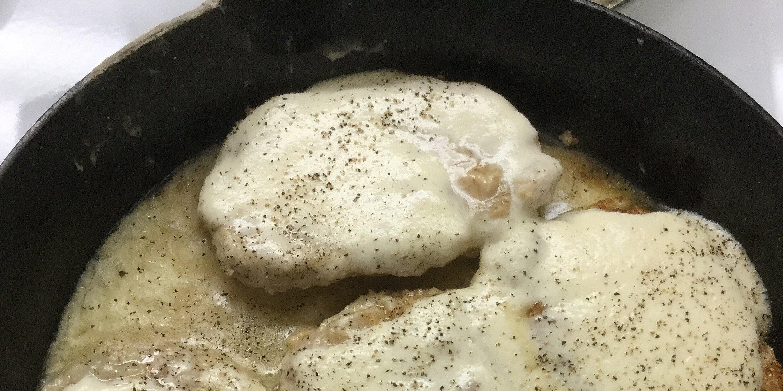 pork chops with delicious gravy recipe