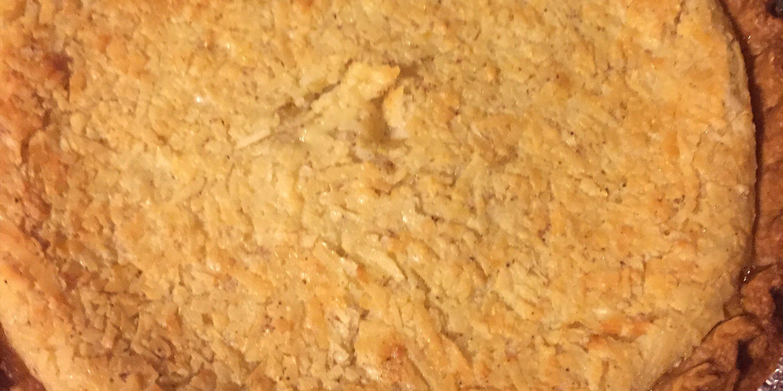 coconut custard pie iii recipe