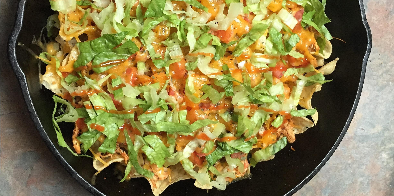 salsa chicken burrito filling recipe