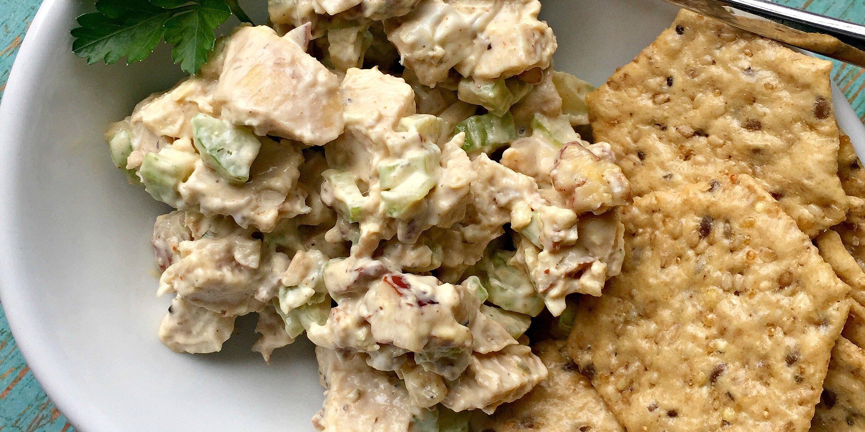 my favorite chicken salad recipe