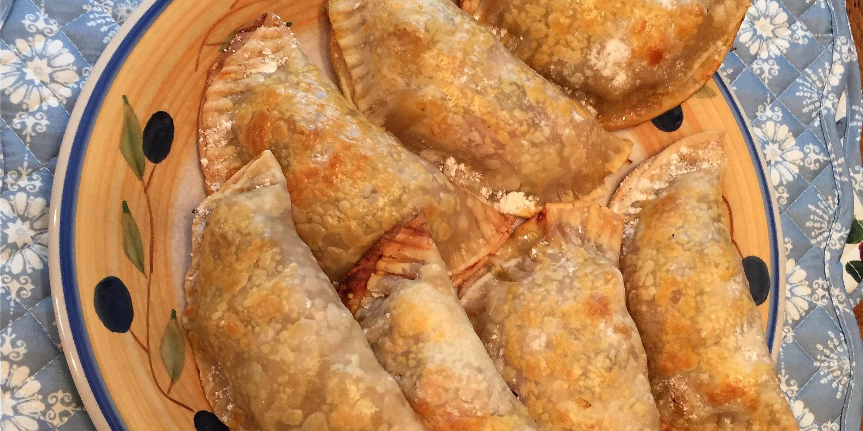 easy empanada samosas recipe