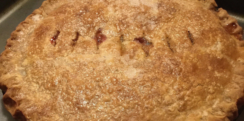 zendeas strawberry rhubarb pie recipe