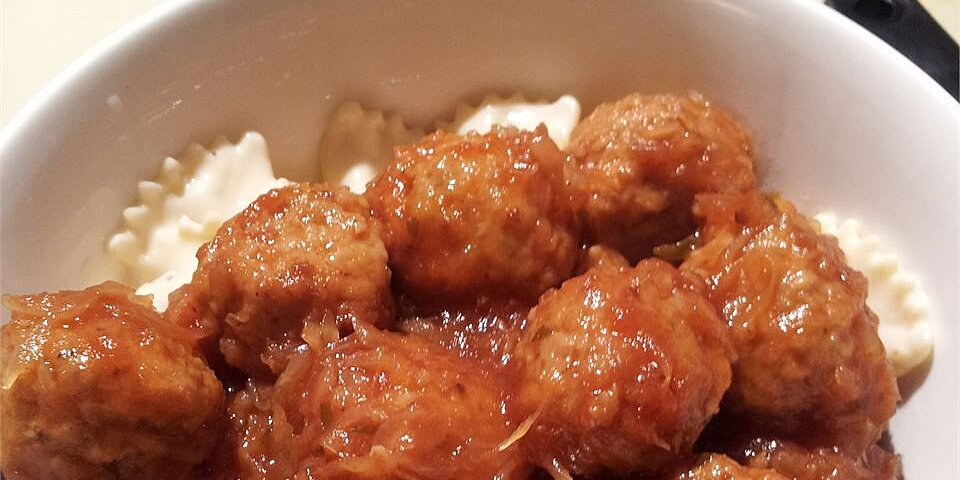 sweet and sour meatballs iii recipe