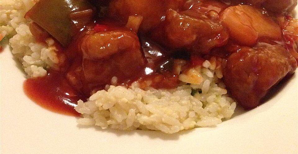 Hong Kong Sweet and Sour Pork Recipe | Allrecipes