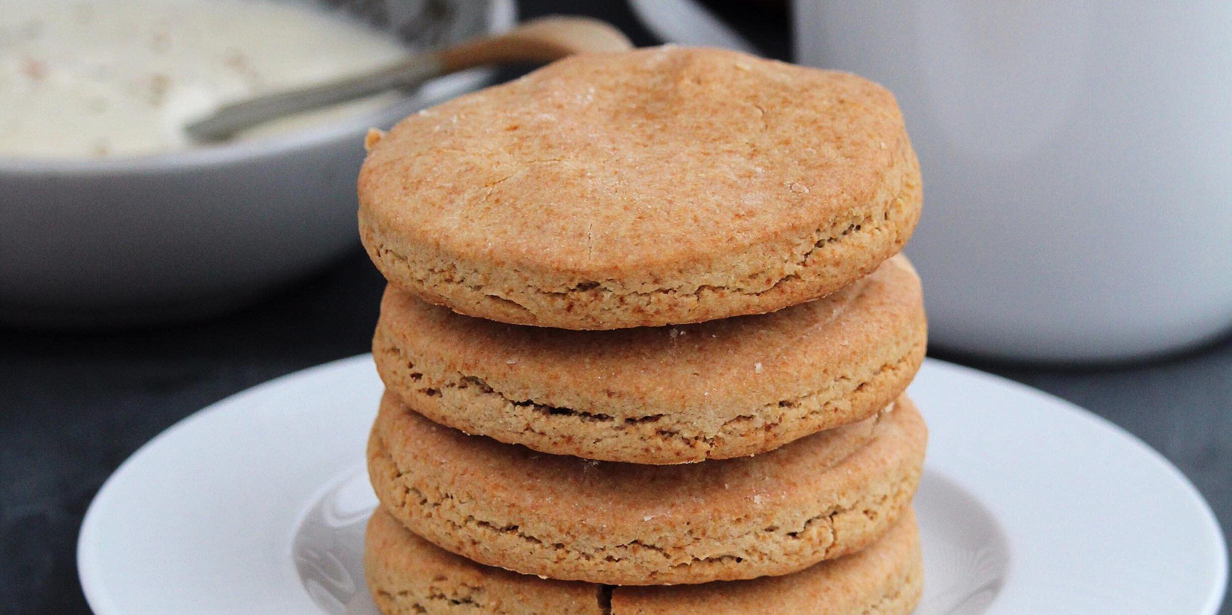 buckwheat sour cream biscuits recipe