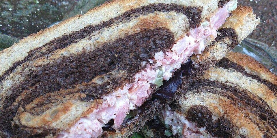 ham and dill pickle spread recipe